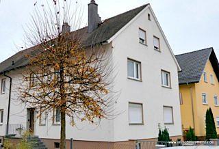 2-Familienwohnhaus in Strullendorf