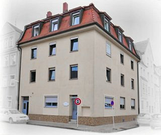 4-Parteienhaus in Bamberg
