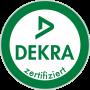 Immobilien Heinze ist Dekra zertifiziert